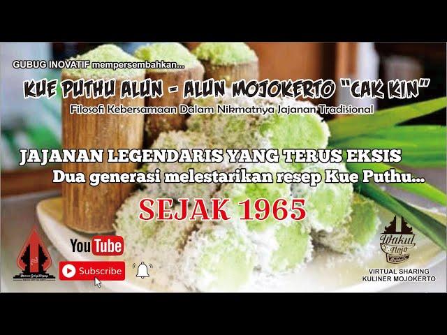 PUTHU BAMBU CAK KIN ALUN-ALUN MOJOKERTO  - Gubug Kuliner Eps.24    Mojokerto