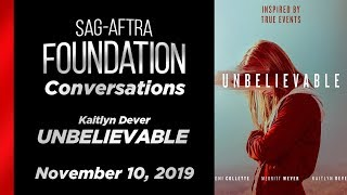 Conversations with Kaitlyn Dever of UNBELIEVABLE