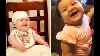 Try Not To Laugh Challenge Funny Kids Vines Compilation 15 - 2018 ★ Laughing HYSTERICALLY