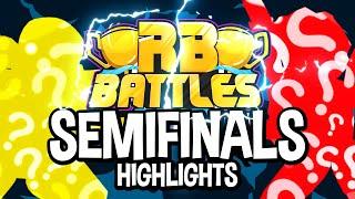 RB Battles Championship Semifinals Highlights & Funny Moments (Roblox)