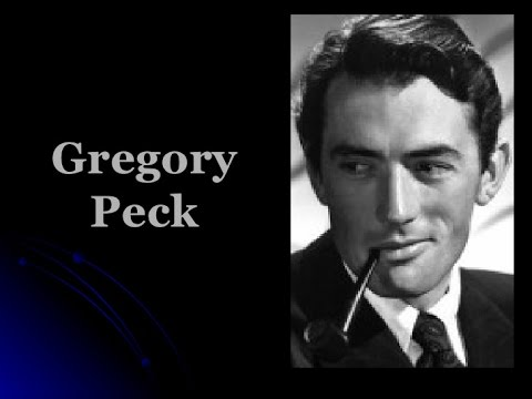 Gregory Peck's Grave