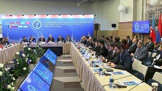 Развитие системы налогообложения обсудили на заседании руководителей налоговых служб стран СНГ.