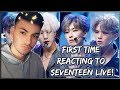 [SEVENTEEN - Fear] Comeback Stage | M COUNTDOWN | FIRST TIME REACTING TO SEVENTEEN LIVE!