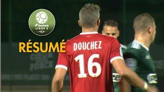 Red Star  FC - AJ Auxerre ( 1-0 ) - Résumé - (RED - AJA) / 2018-19