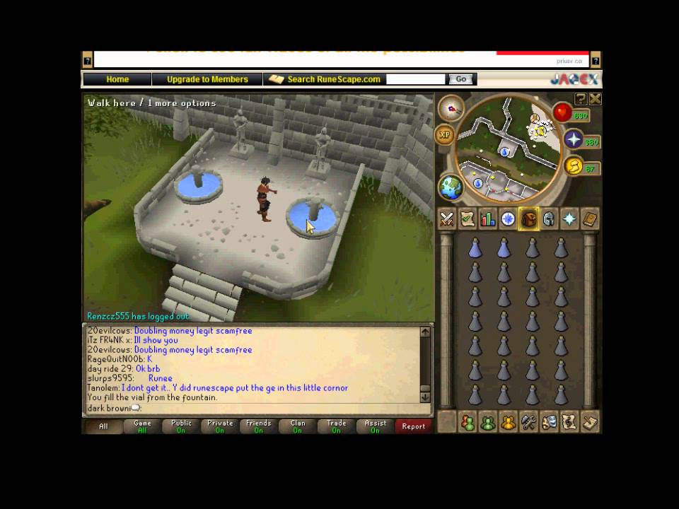 Runescape money making guide 2011 (f2p and p2p) 800k to 1. 2m an.
