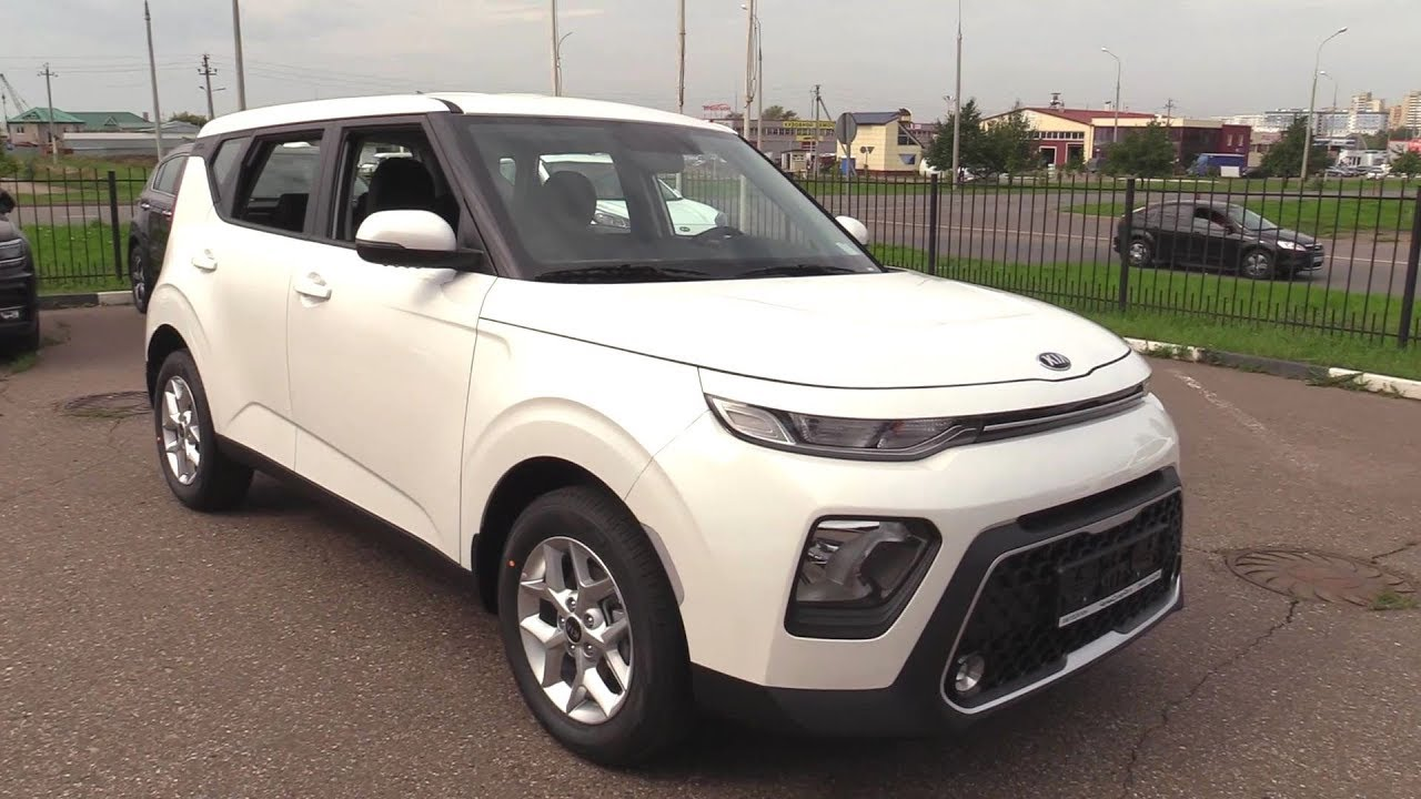 2019 Kia Soul Start Up Engine And In Depth Tour