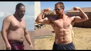 Better 6-Month Transformation -- Intermittent Fasting Transformation Results (13 APR 2013)