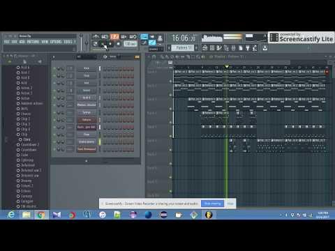 Remo - Remo Nee Kadhalan - Anirudh - FLStudio (Instrumental)