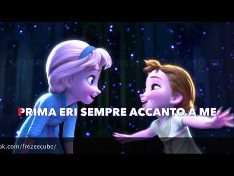 Frozen - Facciamo un pupazzo insieme ? - Karaoke con testo