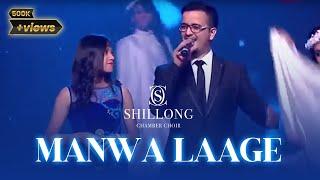 Manwa Laage   Happy New Year - Shillong Chamber Choir (Cover)