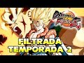 Filtrada temporada 2 Dragon Ball Fighter Z!!