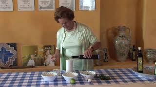 Sicilian Garlic Almond Couscous Garnish