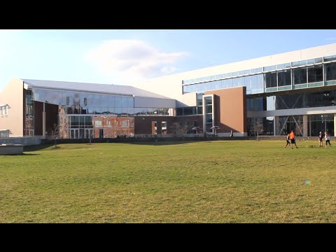 Student Fitness Center & McCormick Hall – Activity Side