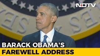 Watch US President Barack Obama