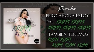 krippi kush [Remix] - Farruko & Bad Bunny - Ft Nicky Minaj, 21 Savage & Travis Scott LETRA HD VIDEO