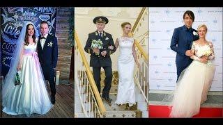 Свадьбы года. Звезды которые поженились в 2015 году