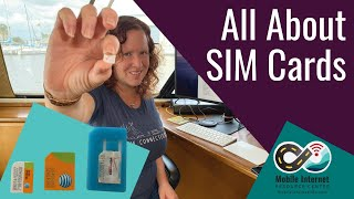 All About SIM Cards  Swapping, Adapting & ReSizing, Dual, eSIM and More!