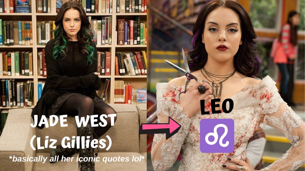 Download Jade West being her real Zodiac Sign for 7 minutes straight