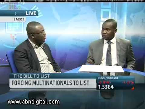 Forcing Multinationals to List on NSE