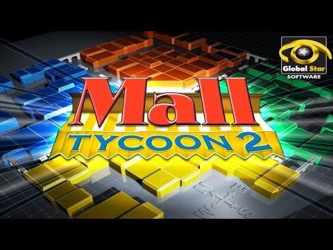 The Vaporwave music from the 2003 Mall Tycoon 2 PC Game!