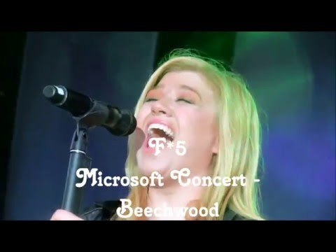 Kelly Clarkson  Since U Been Gone High Note Evolution F#5G#5