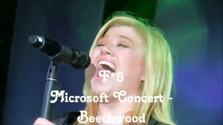 Kelly Clarkson Since U Been Gone High Note Evolution F 5 G 5