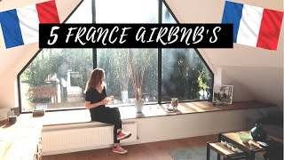 Gambar cover 5 AFFORDABLE AIRBNB APARTMENTS IN FRANCE | Apartment Tour & Experience Review