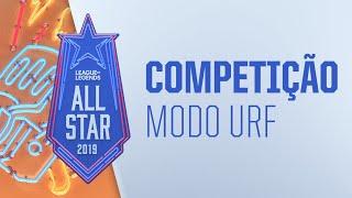 All-Star - Dia 1 | Competição Modo URF