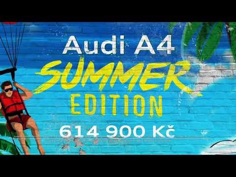 Audi A4 Summer Edition