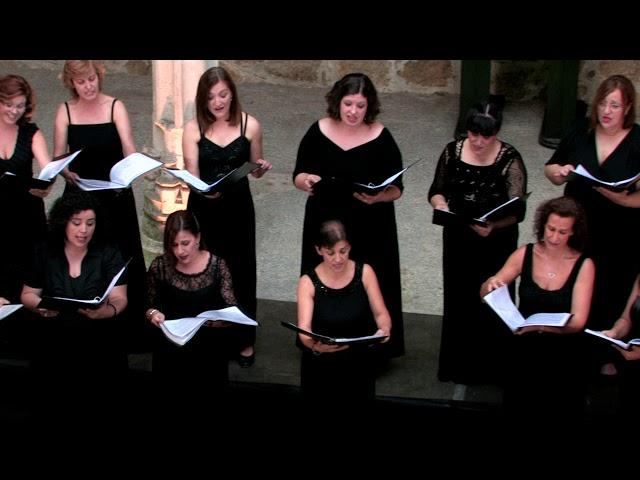 Orpheus with his lute, R. Vaughan Williams, arr. McDowell. VokalArs. Dir.: Nuria Fernández Herranz.