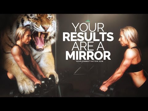 Your Results Are A Mirror Of Your Effort Sacrifice & Discipline - Motivational Speech