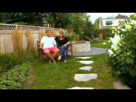Architectural Garden Landscape Design AD Spot Video