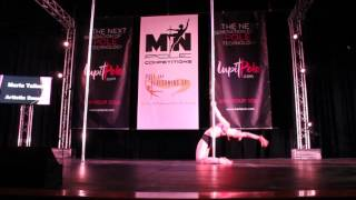 2016 Minnesota Regional Pole Competitions - Winner of Novice Division
