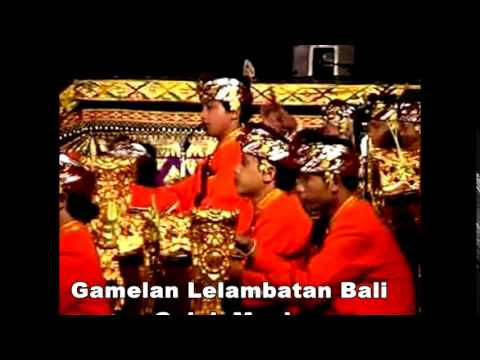 Gamelan Lelambatan Bali Full Album