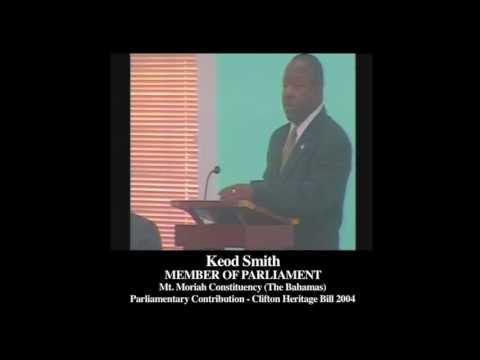 Keod Smith's Parliamentary Contribution to Clifton Heritage Bill Debate 29 January 2004