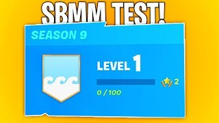 Is Skill Based Matchmaking In Fortnite? Lets Test It!
