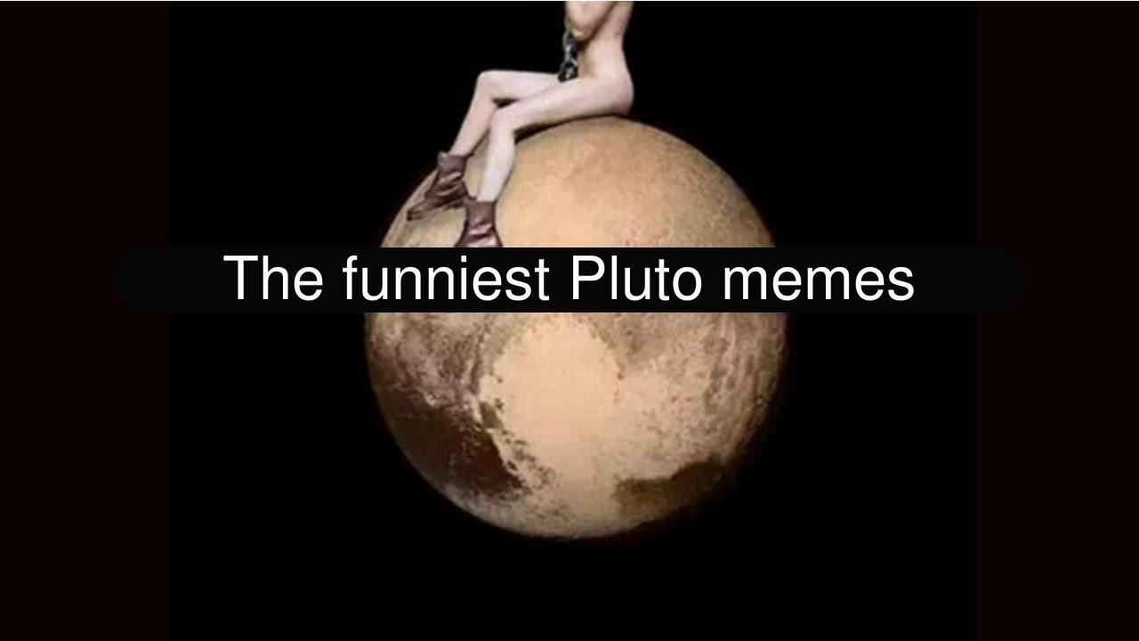 pluto memes funniest