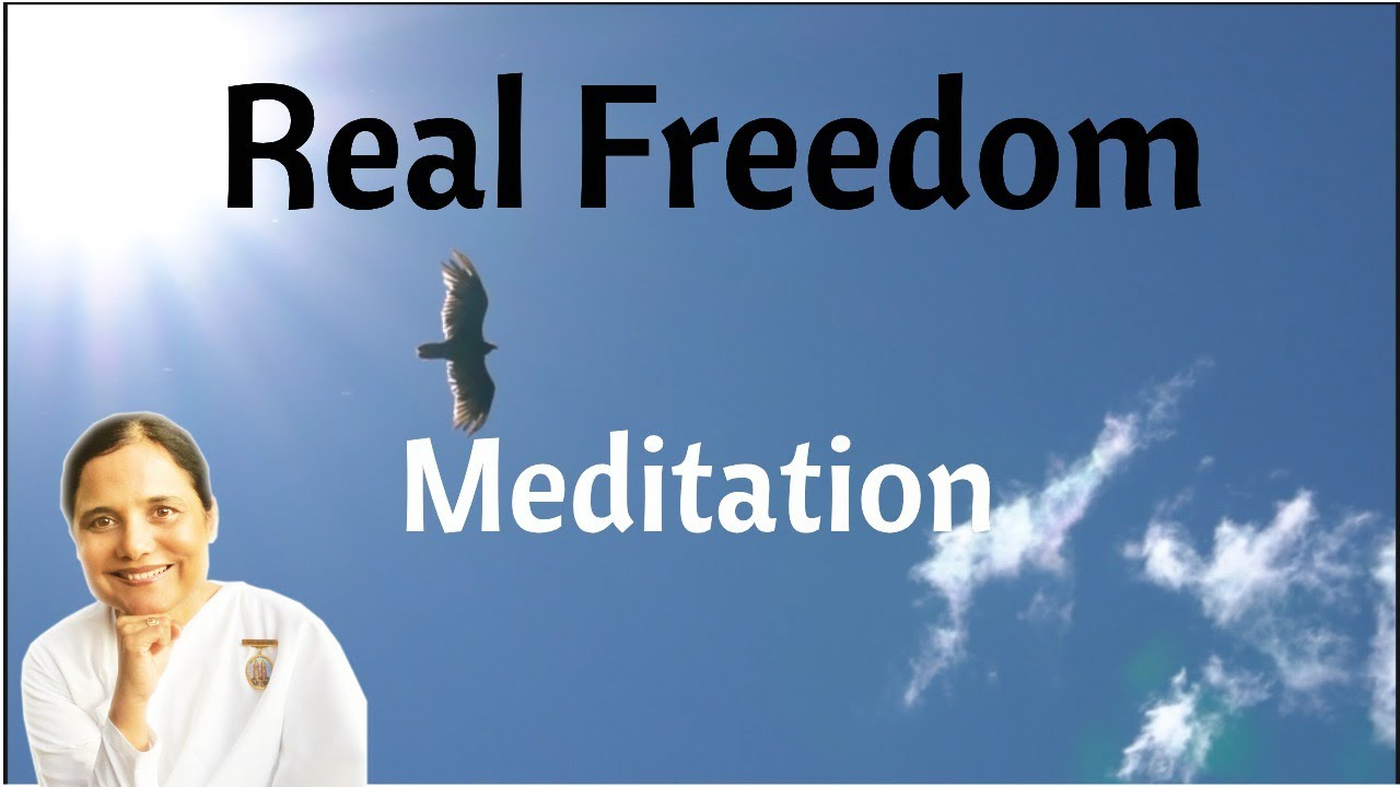 Download 18. Real Freedom -- Meditations for the New Normal
