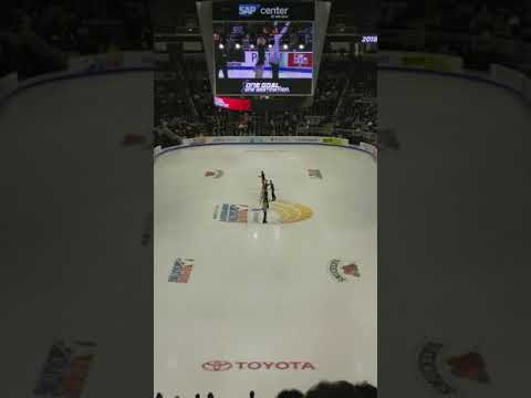Intro of final group of pairs skating for US Figure Skating Championships 1.6.18