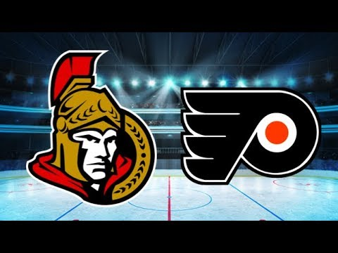 Ottawa Senators vs Philadelphia Flyers (4-3 OT) – Feb. 3, 2018 | Game Highlights | NHL 2018