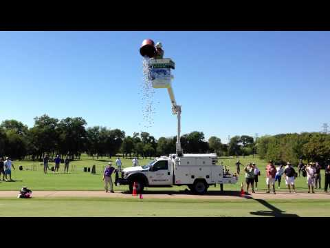 2013 Annual Northeast Tarrant Chamber Golf Ball Drop