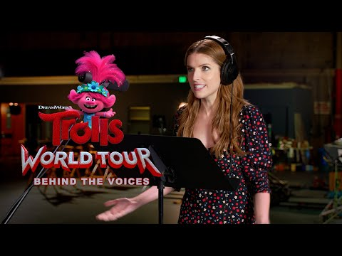 'Trolls World Tour' Behind The Voices