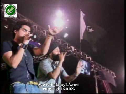 Pak DAy LA 2008: Josh Performance Part 3 (© 2008 www pakdayla net )