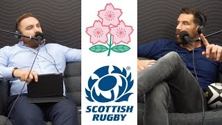 The Rugby Pod discuss this weekends big fixture between Japan and Scotland