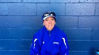 SB: Postgame Interview With Hofstra Coach Larissa Anderson Vs. St. John's, Binghamton (3/18/18) thumbnail