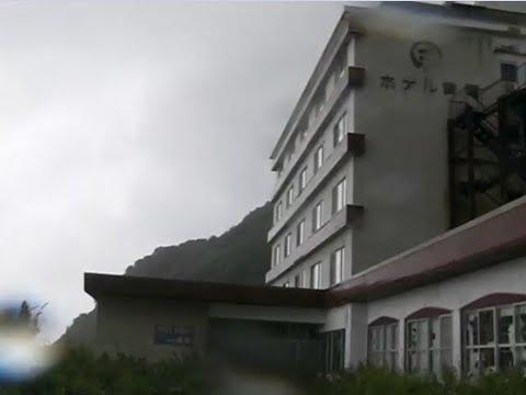 【廃墟探索】ホテル雷電 岩内町