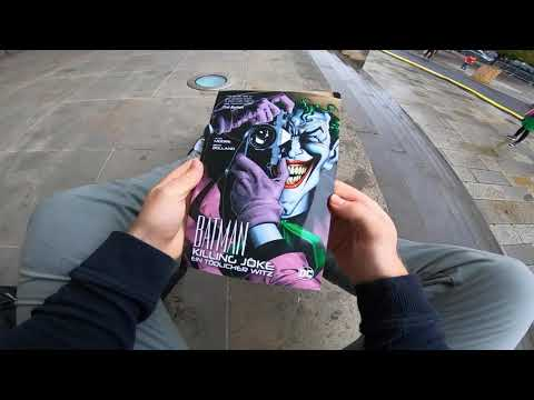 Joker-паркур