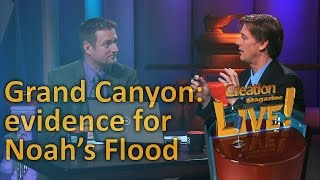Grand Canyon - Evidence for Noah