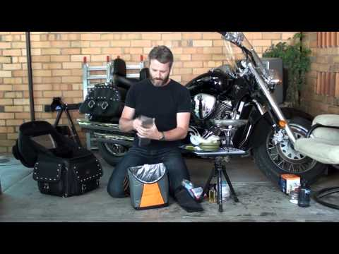 Motorcycle Camping Cooking Gear