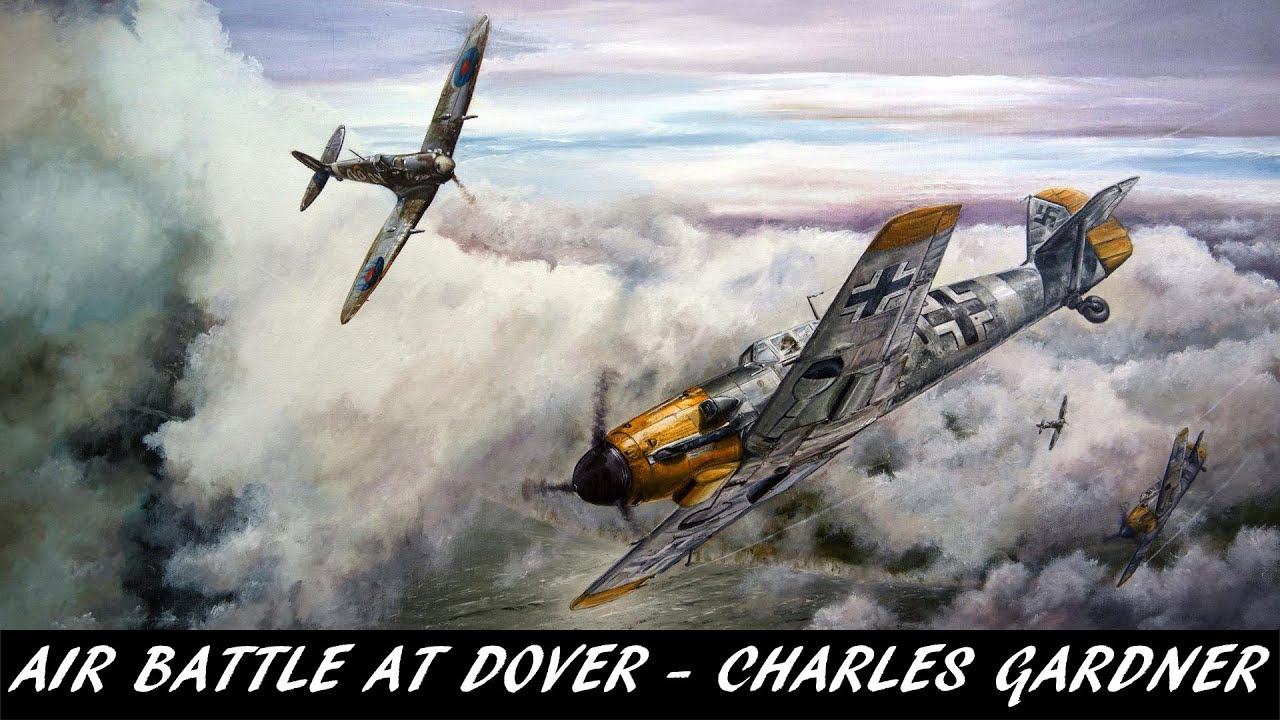 Audio From the Past [E09] - WW2 - Air Battle at Dover with Charles Gardner  (1940)